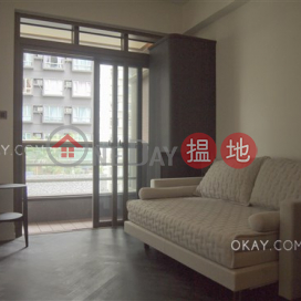 Gorgeous 1 bedroom with balcony | Rental|Western DistrictCastle One By V(Castle One By V)Rental Listings (OKAY-R322109)_0