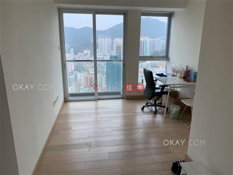 Charming 3 bedroom on high floor with rooftop & balcony | Rental | GRAND METRO 都匯 Rental Listings