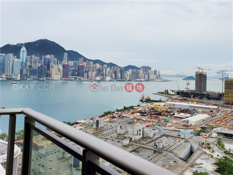 Property Search Hong Kong | OneDay | Residential Sales Listings | Stylish 4 bedroom on high floor with balcony & parking | For Sale