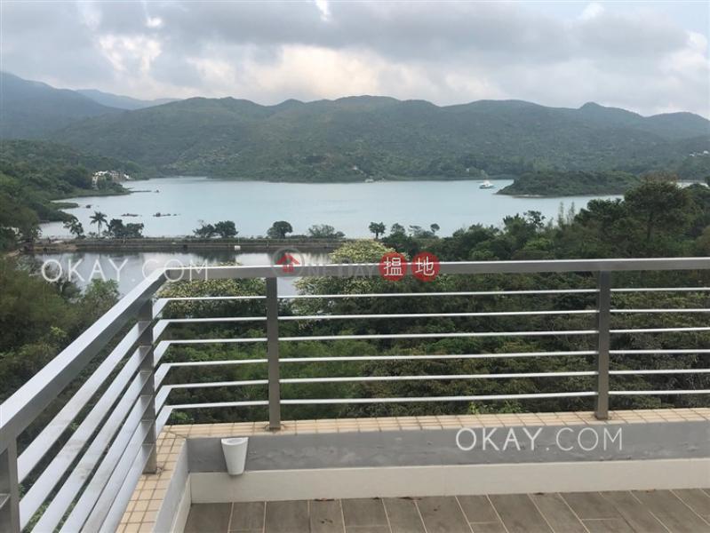HK$ 35.8M Tsam Chuk Wan Village House, Sai Kung   Gorgeous house with sea views, rooftop & terrace   For Sale