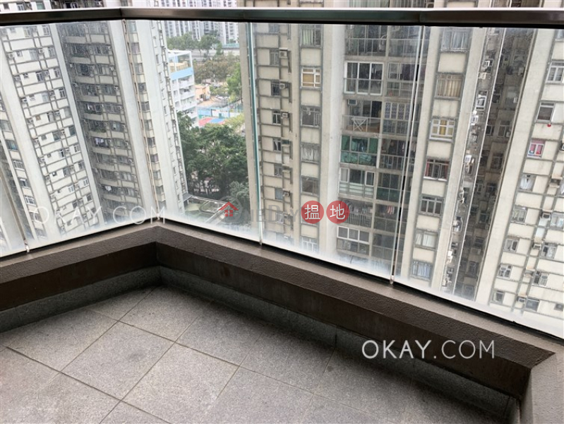 Rare 3 bedroom with sea views & balcony | Rental | Tower 3 Grand Promenade 嘉亨灣 3座 Rental Listings