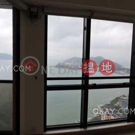 Gorgeous 3 bed on high floor with sea views & balcony   Rental
