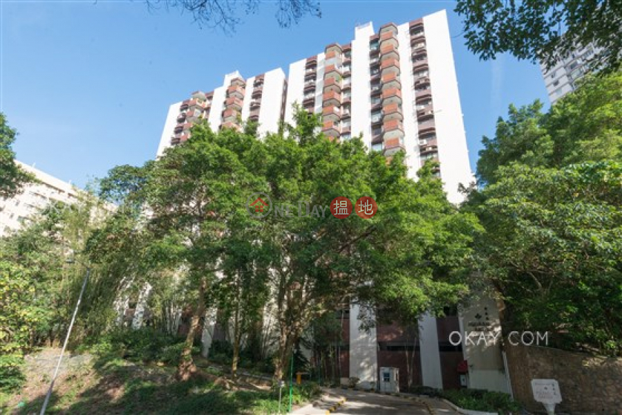 HK$ 32M Fulham Garden Western District | Efficient 3 bed on high floor with balcony & parking | For Sale