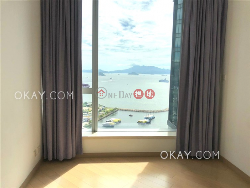 HK$ 72,000/ month The Cullinan Tower 21 Zone 6 (Aster Sky),Yau Tsim Mong Gorgeous 4 bedroom on high floor with sea views | Rental
