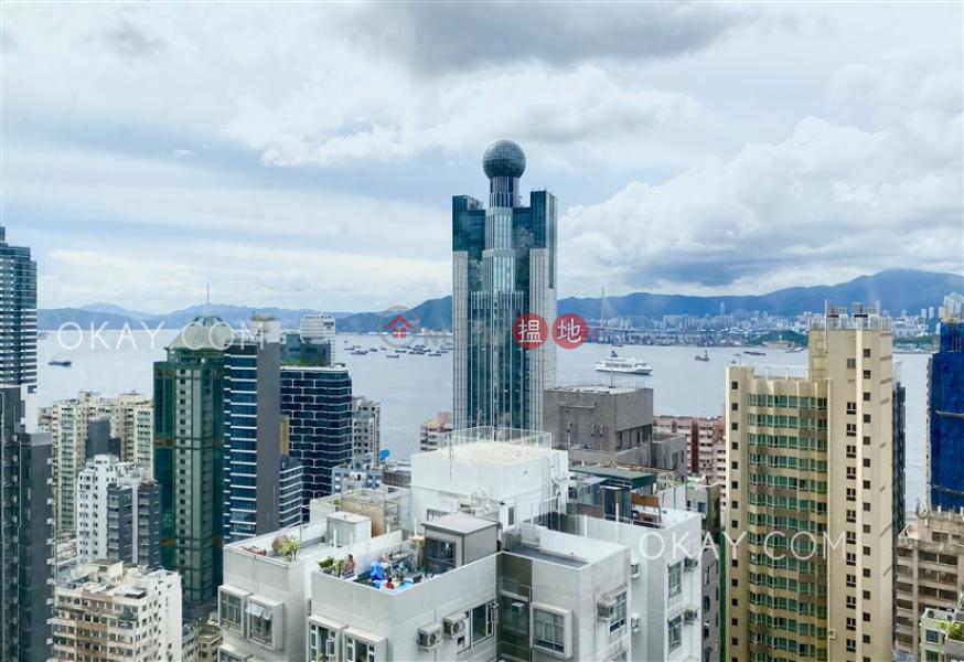 Tasteful 2 bedroom on high floor with balcony | Rental 88 Third Street | Western District, Hong Kong Rental, HK$ 45,000/ month