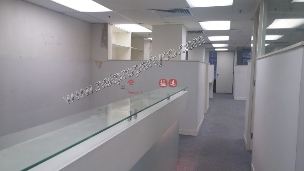 HK$ 76,400/ month, The Chinese Bank Building | Central District | Office in the heart of Central