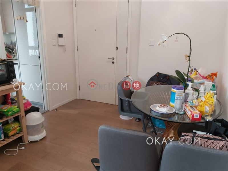 Charming 2 bedroom with harbour views & balcony | For Sale | 9 Warren Street | Wan Chai District Hong Kong, Sales | HK$ 18.5M