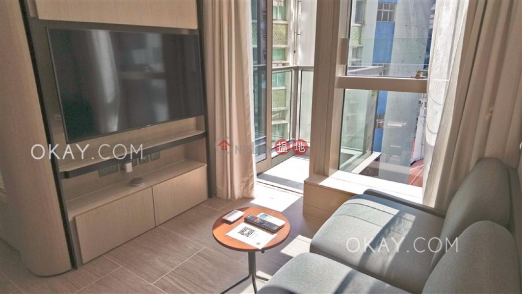 HK$ 27,500/ 月-本舍|西區-1房1廁,實用率高,星級會所,露台本舍出租單位