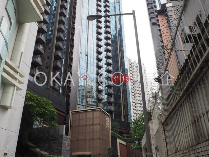 HK$ 50M Tower 6 The Pavilia Hill | Eastern District Unique 4 bedroom on high floor with sea views & balcony | For Sale