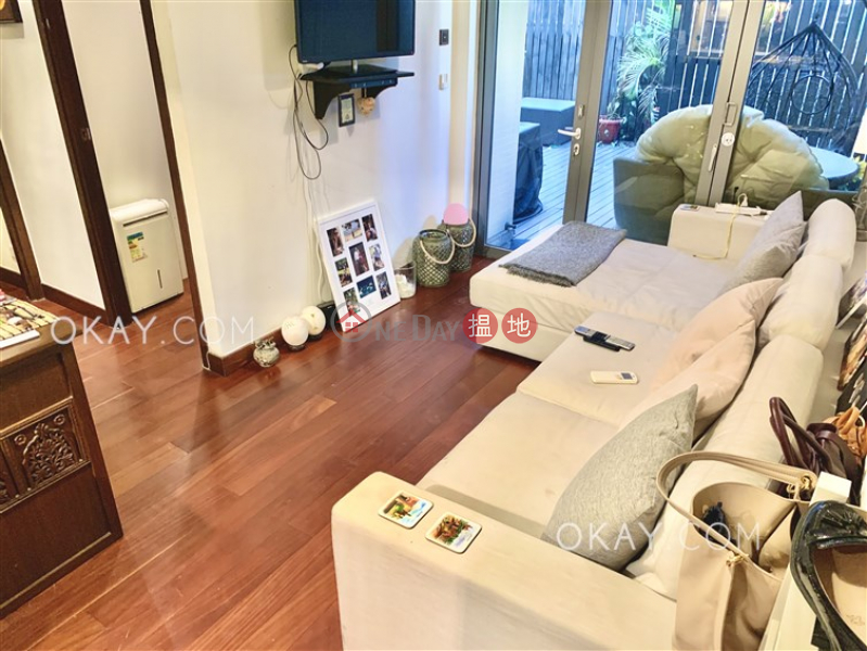 Charming 2 bedroom with terrace & balcony | Rental | The Morrison 駿逸峰 Rental Listings
