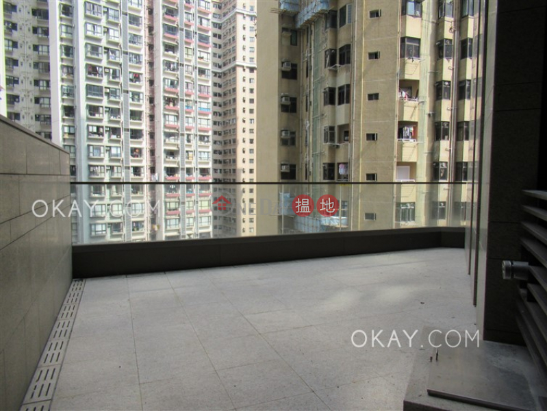 Rare 2 bedroom with terrace | Rental, 23 Robinson Road | Western District, Hong Kong Rental | HK$ 78,000/ month