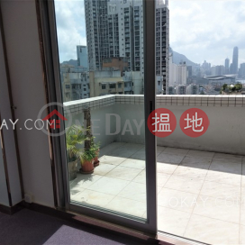 Lovely 3 bedroom on high floor with terrace   Rental