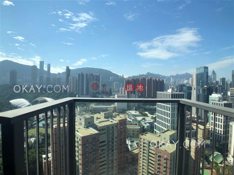 Property Search Hong Kong | OneDay | Residential, Sales Listings Elegant 2 bedroom on high floor with balcony | For Sale