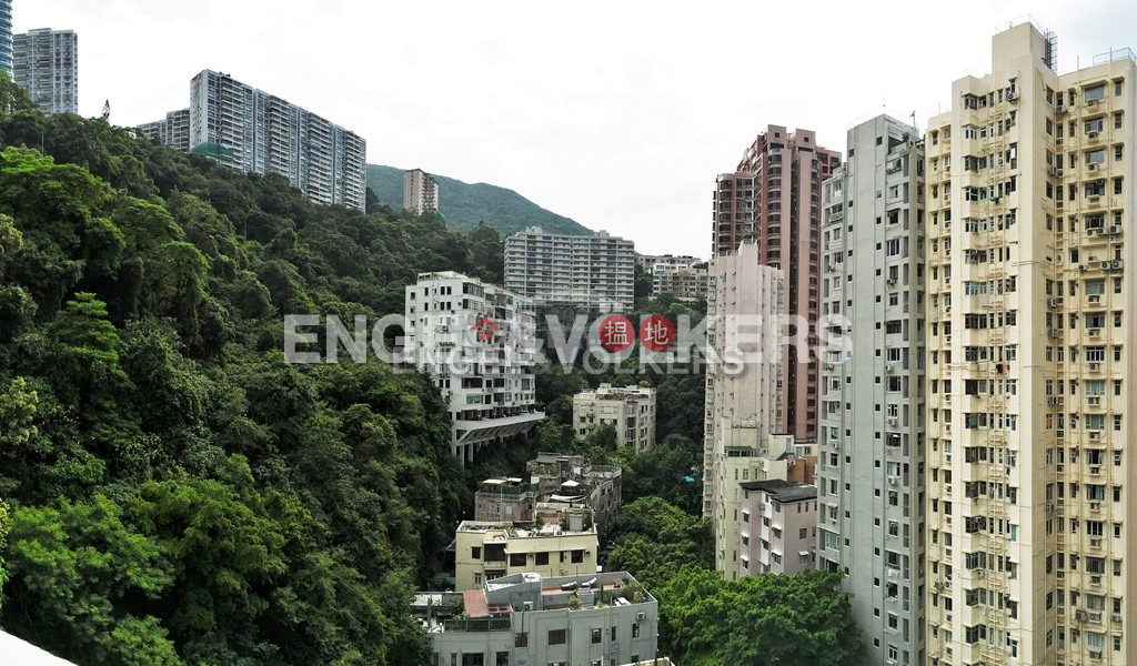 HK$ 90,000/ month The Altitude Wan Chai District, 3 Bedroom Family Flat for Rent in Happy Valley