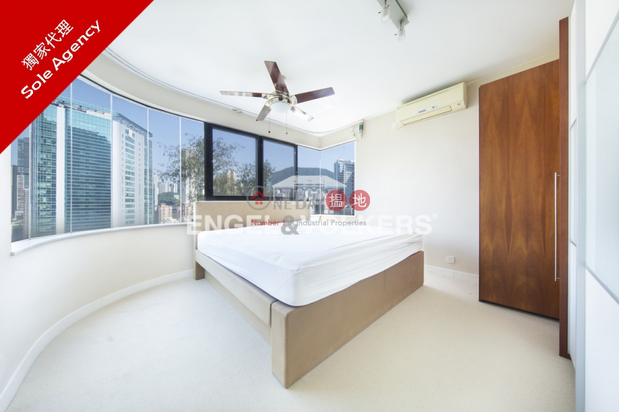HK$ 22M | Greencliff | Wan Chai District Rare unit with open green view overlooking the race course