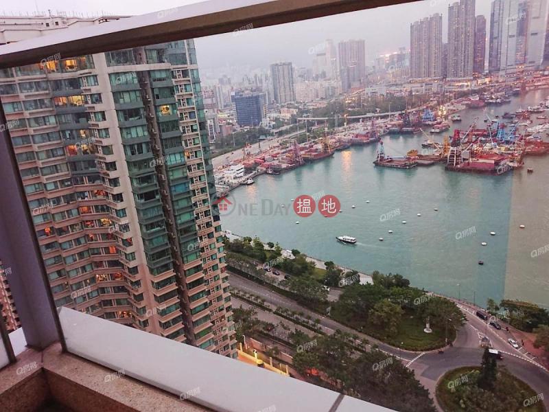 HK$ 55,000/ 月瓏璽油尖旺|名校網 豪宅 三房一套 加儲物室《瓏璽租盤》