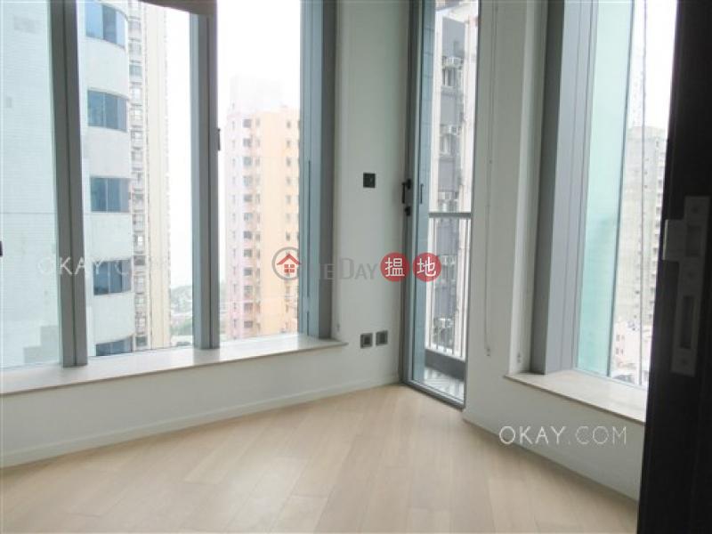 1房1廁,星級會所,可養寵物,露台《瑧蓺出租單位》-1西源里 | 西區-香港出租|HK$ 25,000/ 月