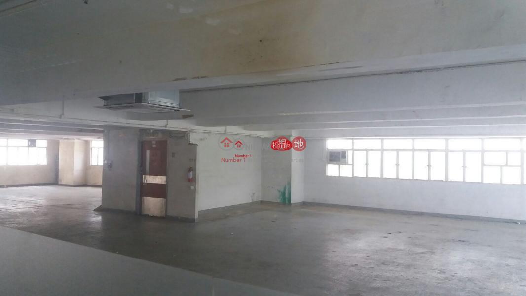 香港搵樓 租樓 二手盤 買樓  搵地   工業大廈-出租樓盤-豐盛工業中心