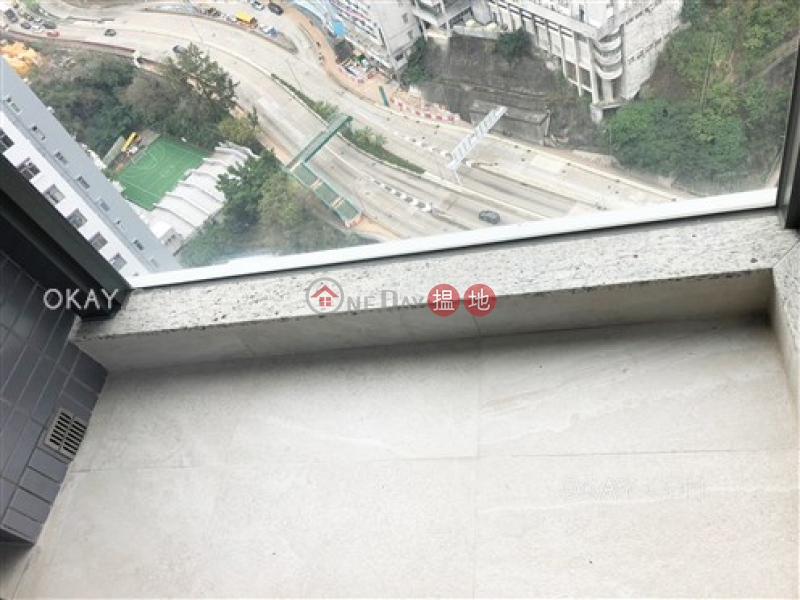 HK$ 25,000/ month | Lime Gala Eastern District, Intimate 2 bedroom on high floor with balcony | Rental