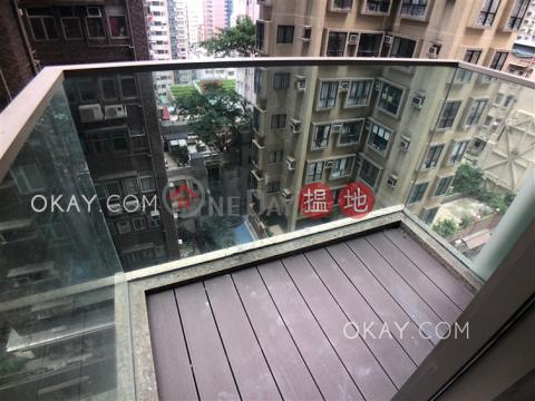 Unique 1 bedroom with balcony | Rental|Western DistrictThe Nova(The Nova)Rental Listings (OKAY-R293181)_0