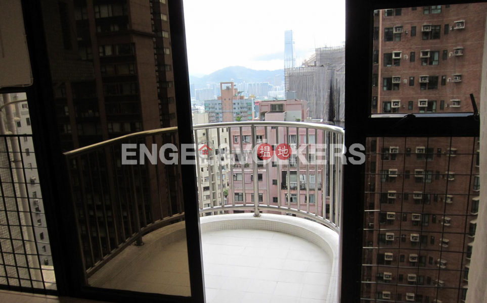 HK$ 58,000/ month, Elegant Terrace Western District, 3 Bedroom Family Flat for Rent in Mid Levels West