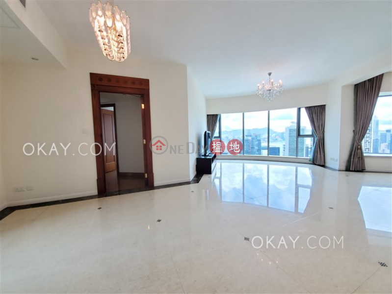 Stylish 3 bedroom with harbour views | Rental | Regence Royale 富匯豪庭 Rental Listings