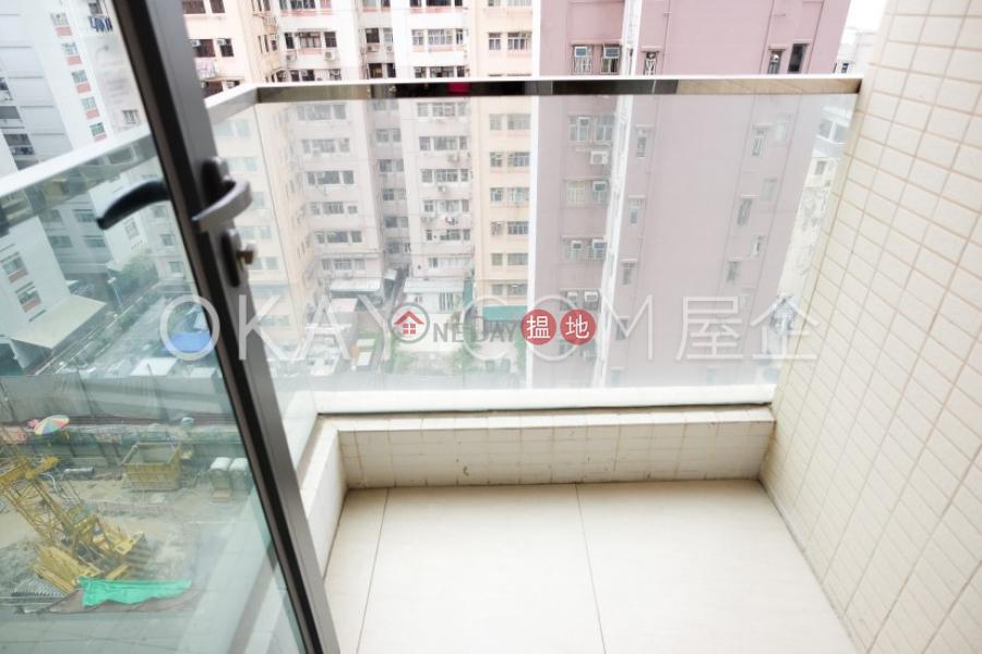2房2廁,露台吉席街18號出租單位-18吉席街 | 西區|香港-出租|HK$ 25,000/ 月