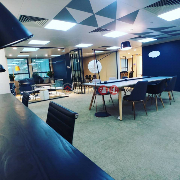 Hot Desk at Co Work Mau I $2000/month, Eton Tower 裕景商業中心 Rental Listings | Wan Chai District (COWOR-0714122728)
