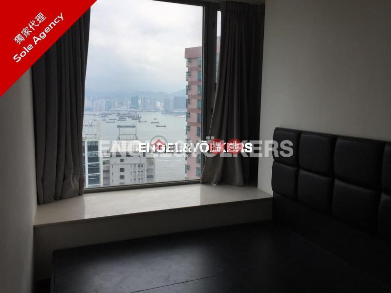 HK$ 35,000/ 月盈峰一號-西區-上環兩房一廳筍盤出租|住宅單位