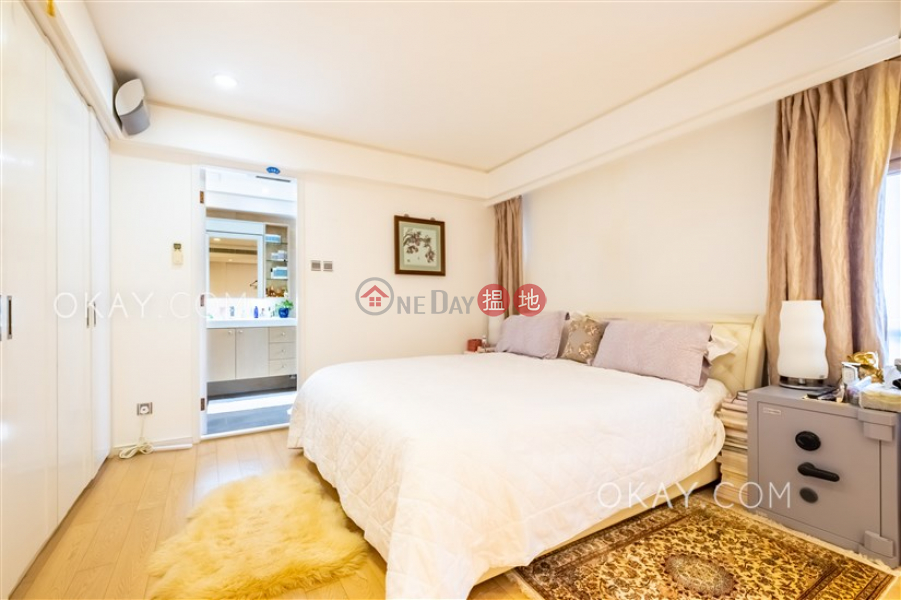 Efficient 4 bed on high floor with balcony & parking | For Sale 6-8 MacDonnell Road | Central District Hong Kong Sales, HK$ 75M