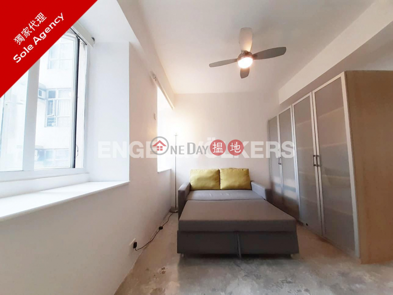 Studio Flat for Rent in Mid Levels West, Woodland Court 福臨閣 Rental Listings | Western District (EVHK100473)