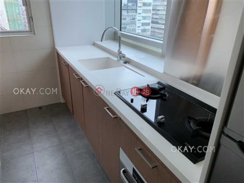 Tasteful 2 bedroom on high floor with balcony | Rental | GRAND METRO 都匯 Rental Listings