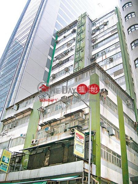 聯運工業大廈 觀塘區聯運工業大廈(Joint Venture Factory Building)出租樓盤 (lcpc7-05774)