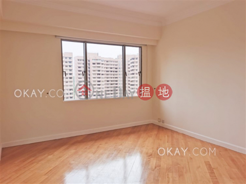 Luxurious 3 bedroom with balcony & parking | Rental|Parkview Terrace Hong Kong Parkview(Parkview Terrace Hong Kong Parkview)Rental Listings (OKAY-R50322)_0