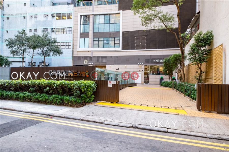 香港搵樓|租樓|二手盤|買樓| 搵地 | 住宅出租樓盤-0房1廁,極高層,露台《皇后大道東222號出租單位》