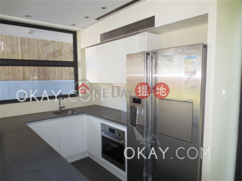 Gorgeous house with rooftop & parking | Rental|91 Ha Yeung Village(91 Ha Yeung Village)Rental Listings (OKAY-R286174)_0