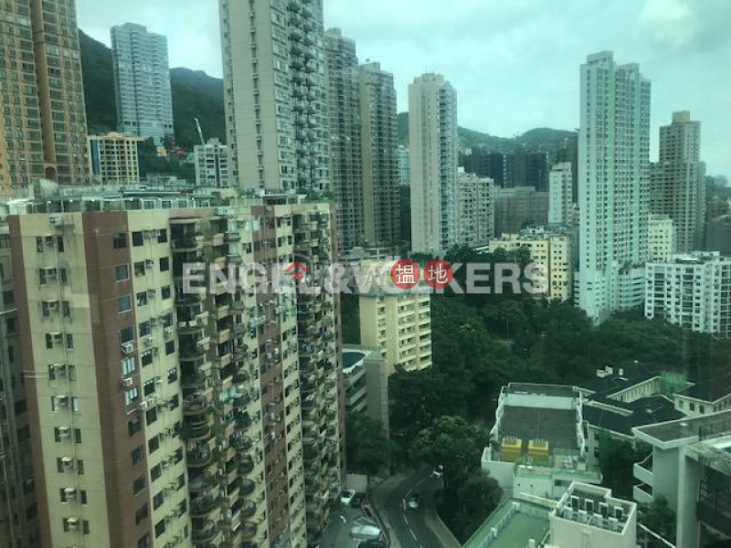 2 Bedroom Flat for Rent in Mid Levels West | 2 Park Road | Western District | Hong Kong | Rental | HK$ 36,000/ month
