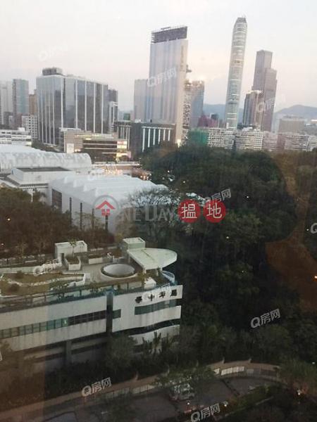 都會繁華,連租約,四通八達,鄰近地鐵《港景峰買賣盤》 188廣東道   油尖旺 香港-出售HK$ 2,400萬