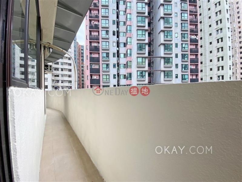 3房2廁,實用率高,極高層,露台《華興工業大廈出租單位》-10三祝街 | 黃大仙區香港-出租|HK$ 40,000/ 月