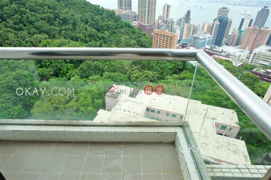 3房2廁,連車位,露台《杏彤苑出租單位》-1A寶珊道   西區-香港-出租 HK$ 75,000/ 月