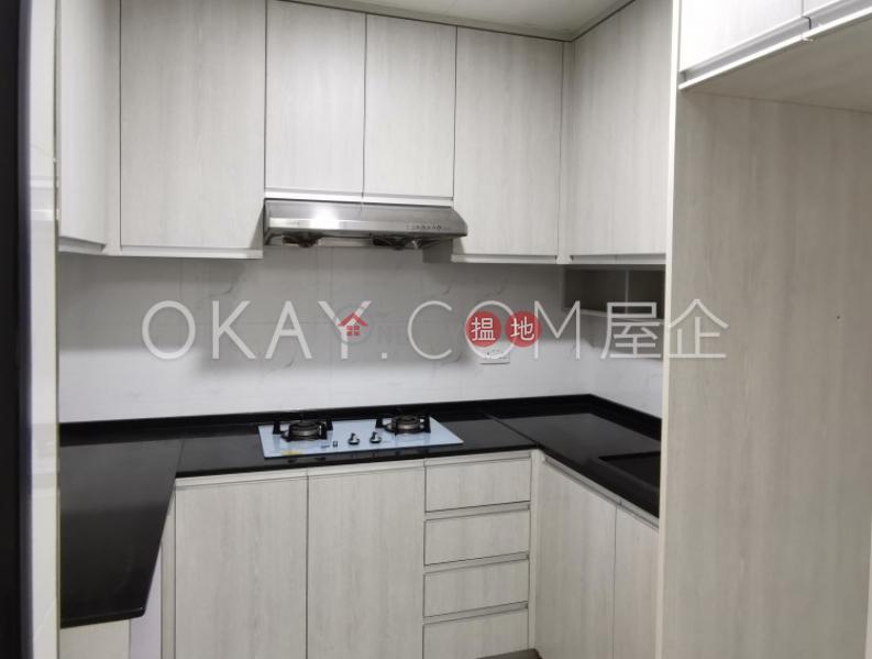 Tasteful 2 bedroom with terrace   Rental, Mayson Garden Building 美城花園大廈 Rental Listings   Wan Chai District (OKAY-R396515)