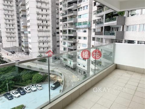 Efficient 4 bedroom with balcony & parking | Rental|Repulse Bay Garden(Repulse Bay Garden)Rental Listings (OKAY-R42773)_0