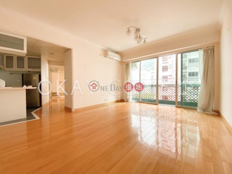 1房1廁,實用率高,極高層,露台正大花園出租單位-27羅便臣道   西區 香港 出租-HK$ 31,000/ 月