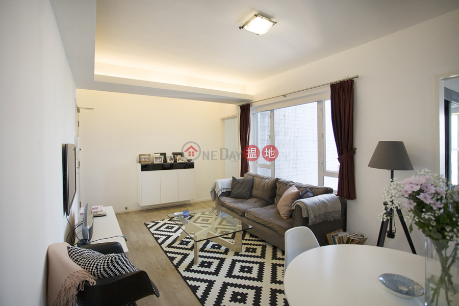 HK$ 13.3M | All Fit Garden | Western District | Bright Spacious Apartment with Panoramic Views