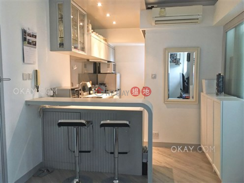 Cozy 1 bedroom on high floor with rooftop   For Sale   26 Square Street   Central District, Hong Kong, Sales HK$ 8.8M