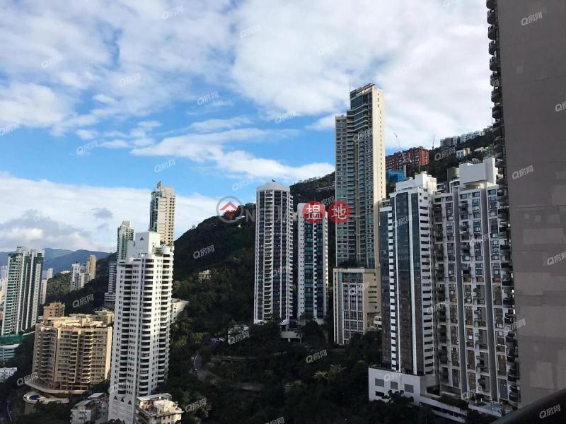 地標名廈,名牌發展商,開揚遠景,實用靚則《帝景園租盤》 17-23舊山頂道   中區-香港出租HK$ 88,000/ 月