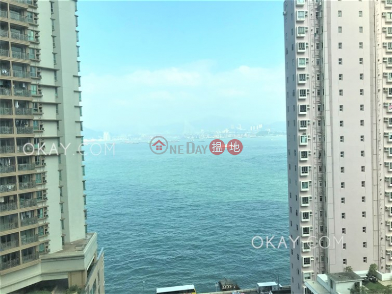 Stylish 2 bedroom with sea views | Rental 38 New Praya Kennedy Town | Western District, Hong Kong | Rental | HK$ 27,000/ month