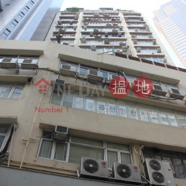 Wing Cheong Commercial Building,Sheung Wan,