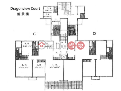 3 Bedroom Family Flat for Sale in Central Mid Levels Dragon View(Dragon View)Sales Listings (EVHK43669)_0