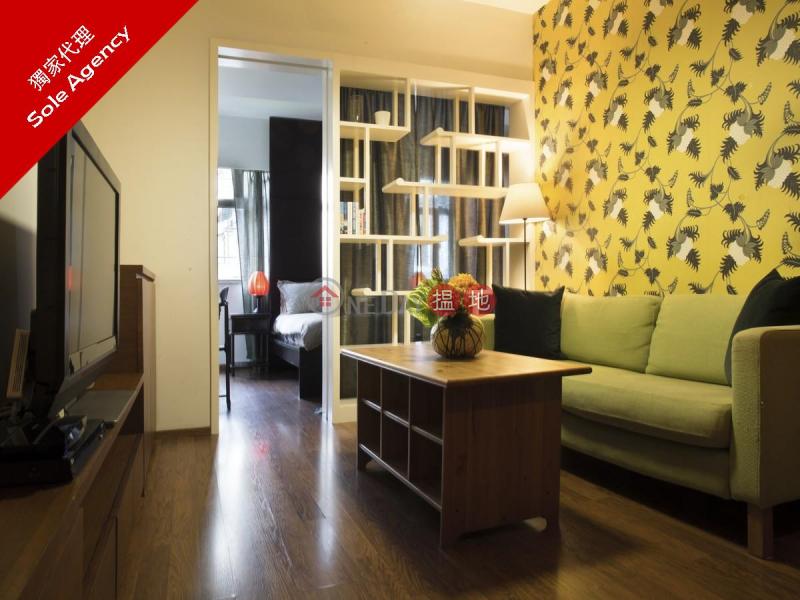 HK$ 950萬寶慶大廈中區 蘇豪區一房筍盤出售 住宅單位